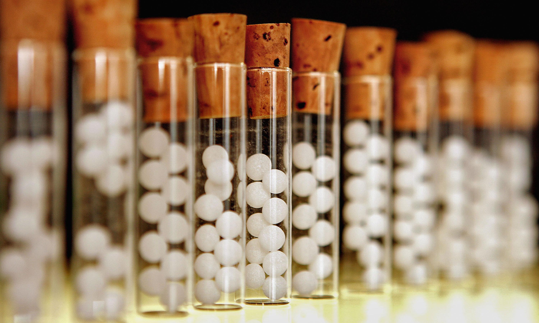 Таблетки гомеопатии