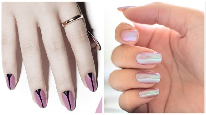 Как сделать подходящую форму ногтям дома
