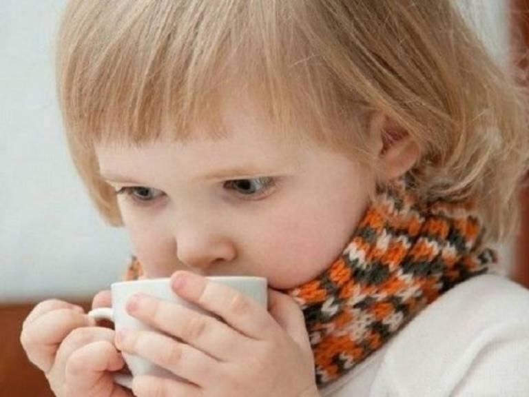 Кашель без температуры у ребёнка, чем лечить