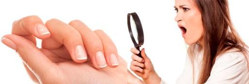 Основные причины возникновения пятнышек на ногтях