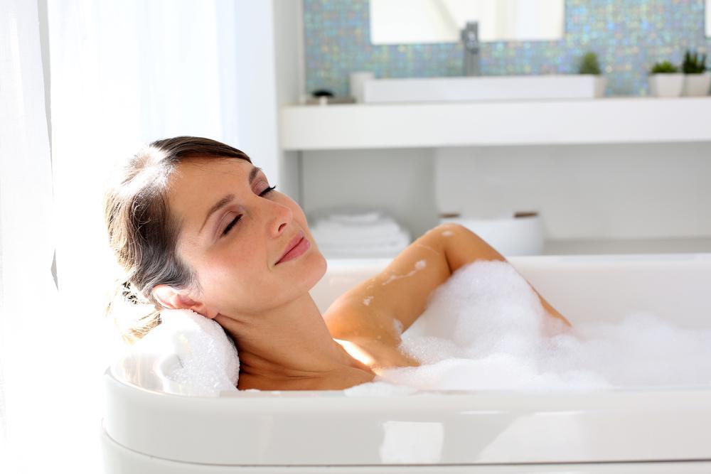 Горячая ванна повышает пульс