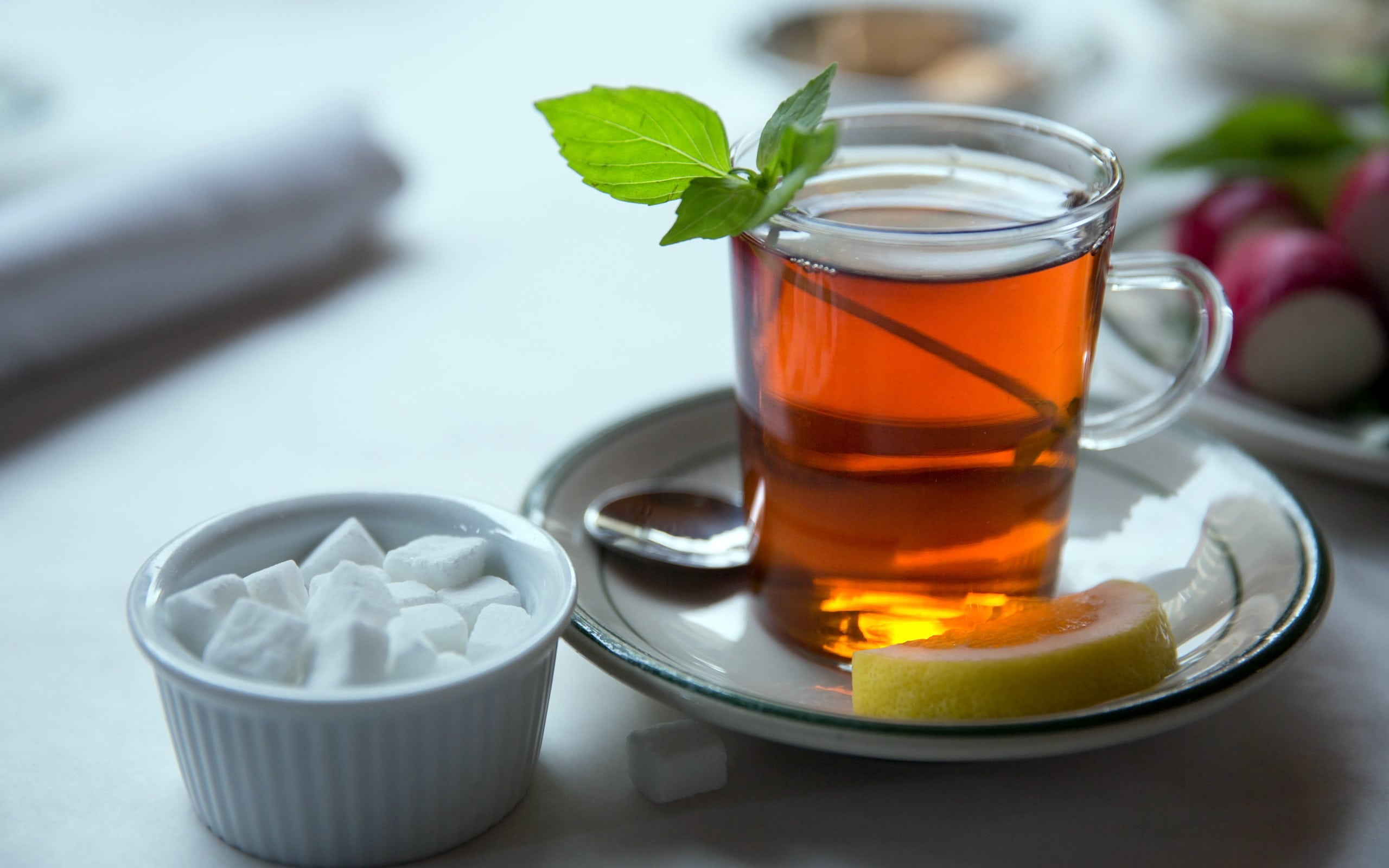Чай с сахаром при гипертонии