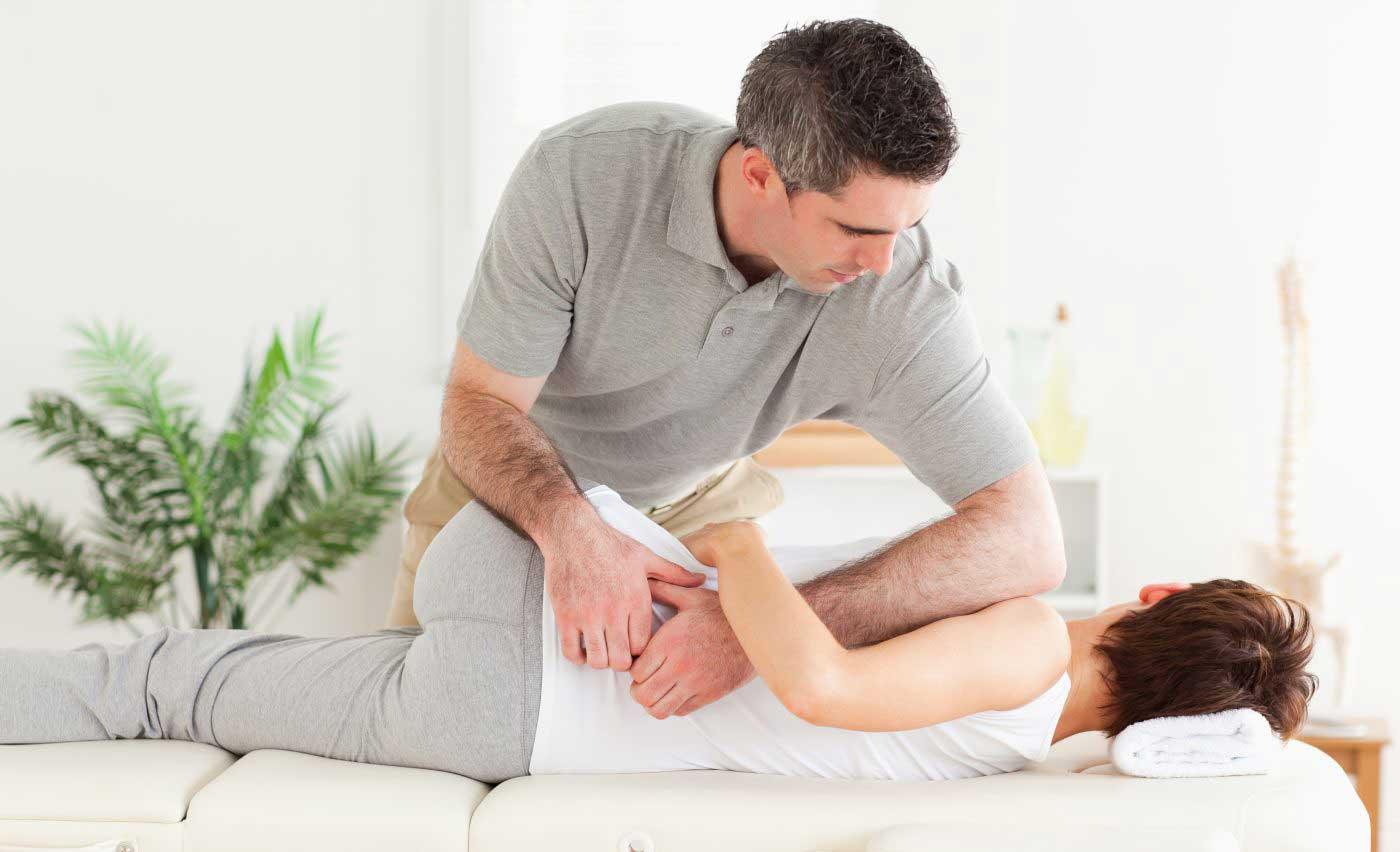 Хиропрактика при болях в затылке