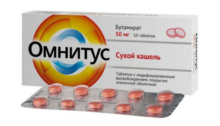 Лечение сухого кашля у взрослых, лекарства и препараты