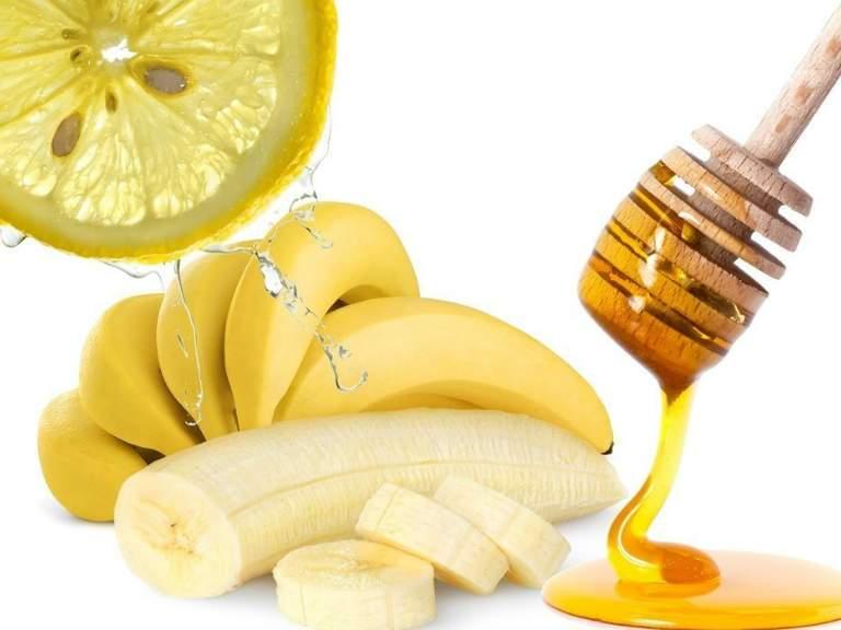 Банан от кашля, рецепт взрослому