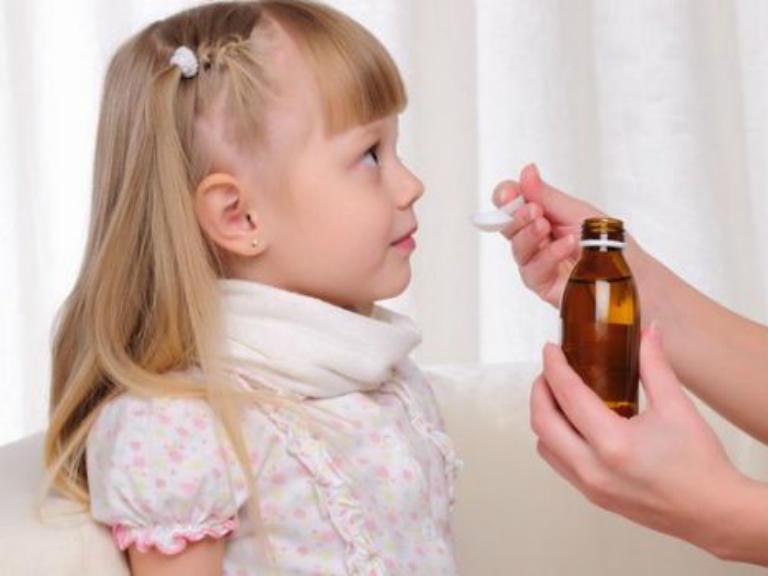 Чем лечить сухой кашель у детей