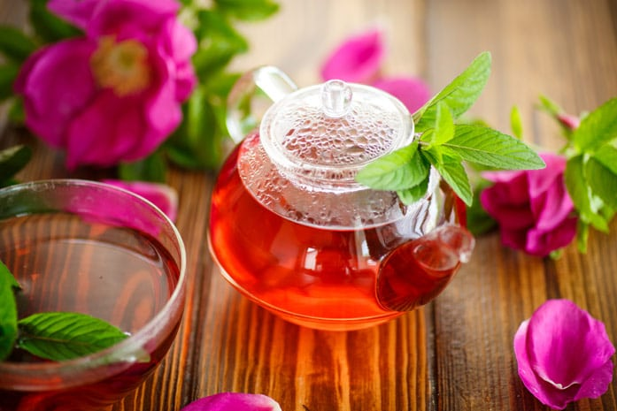 Чай из шиповника при гипертонии