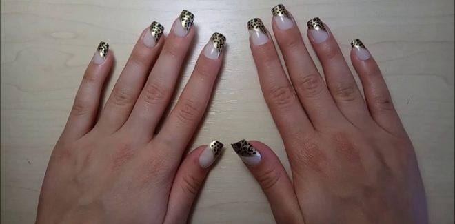 на какой клей клеить ногти накладные