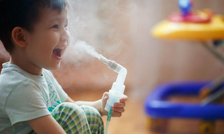Лающий кашель у ребёнка, как лечить