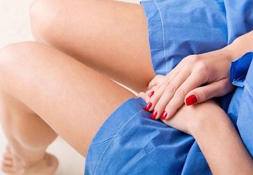Дискомфорт на половых органах