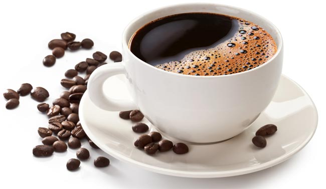 Кофе и зёрна