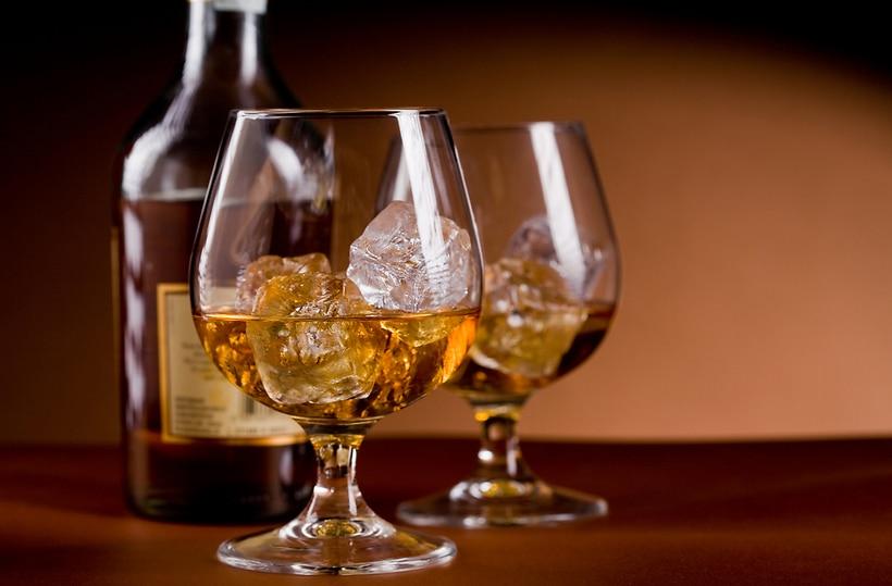 Давление и спиртные напитки