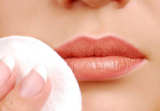 компресс на губы