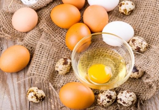 яйца куриные перепелиные