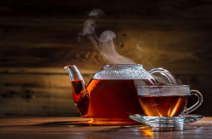 Черный чай и гипертензия