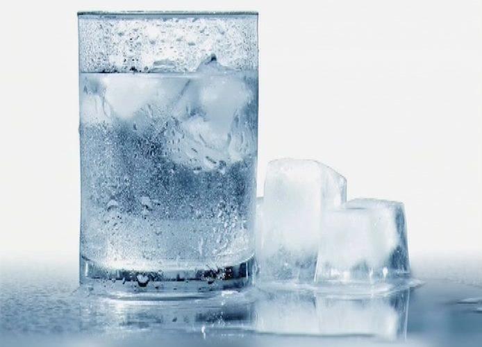 Холодная вода снижает пульс