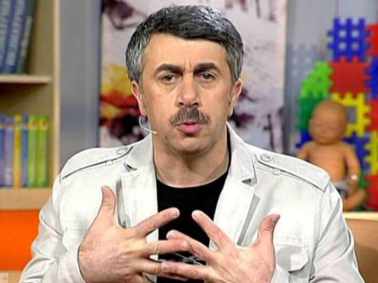 Лечение кашля у детей народными средствами быстро, Комаровский