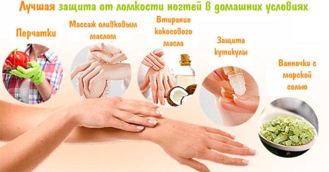 Рецепты восстановления ногтевой платины в домашних условиях