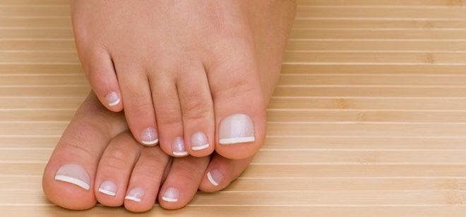 Почему происходит отторжение ногтей на ногах