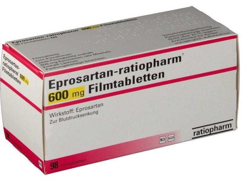 Таблетки от низкого давления: список, названия