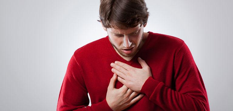 Кашель от желудка, симптомы и лечение