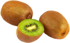 Плоды киви цельные и в разрезе картинка