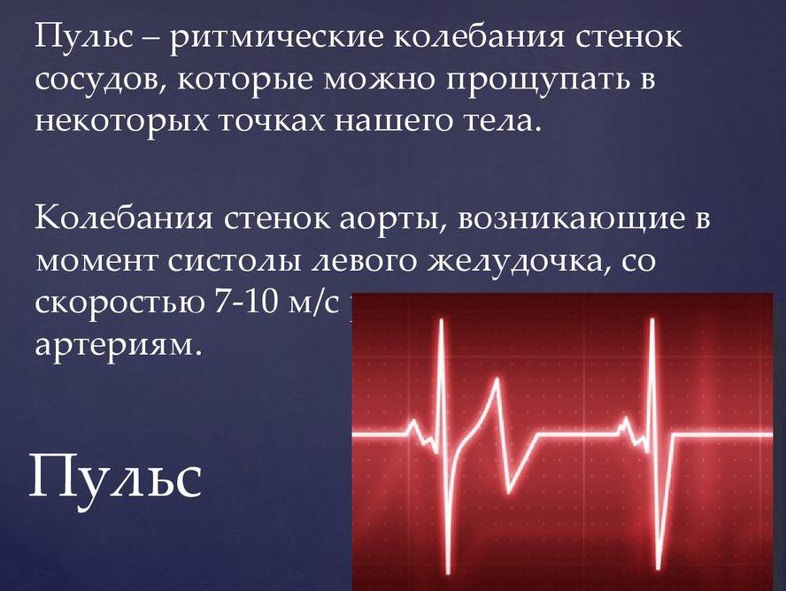 Что такое пульс