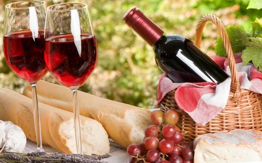 Полезное вино при давлении