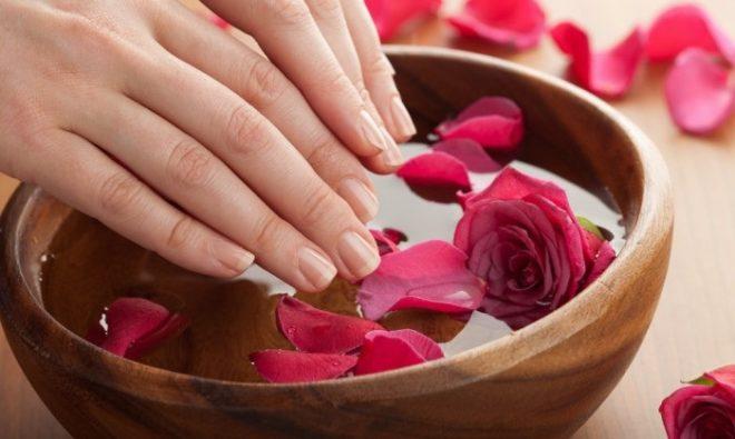 Базовые правила использования косметических ванночек