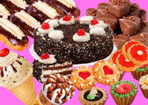 Разновидности сладостей запрещенные при гастрите картинка
