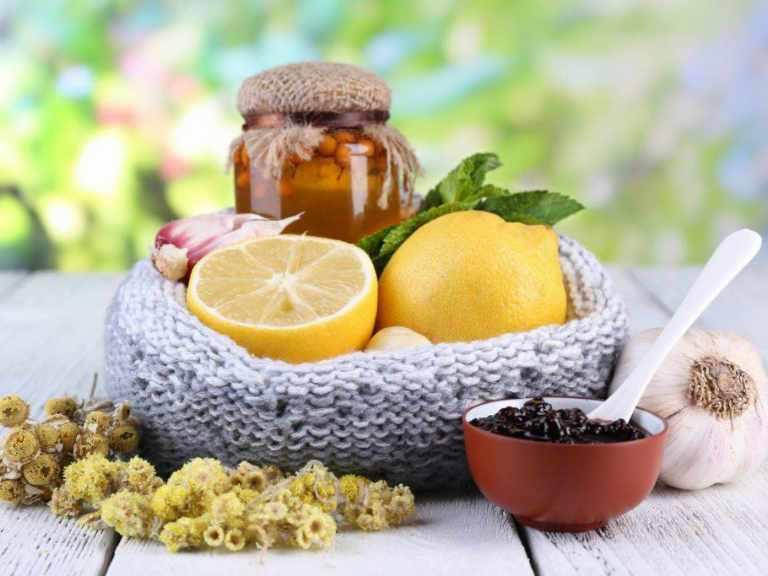 Народные средства от кашля, самые действенные рецепты