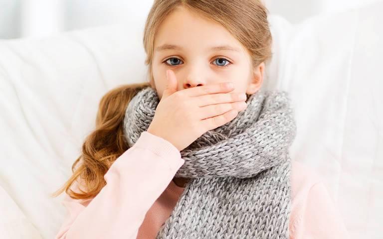 Непрошедший кашель у ребёнка и взрослого