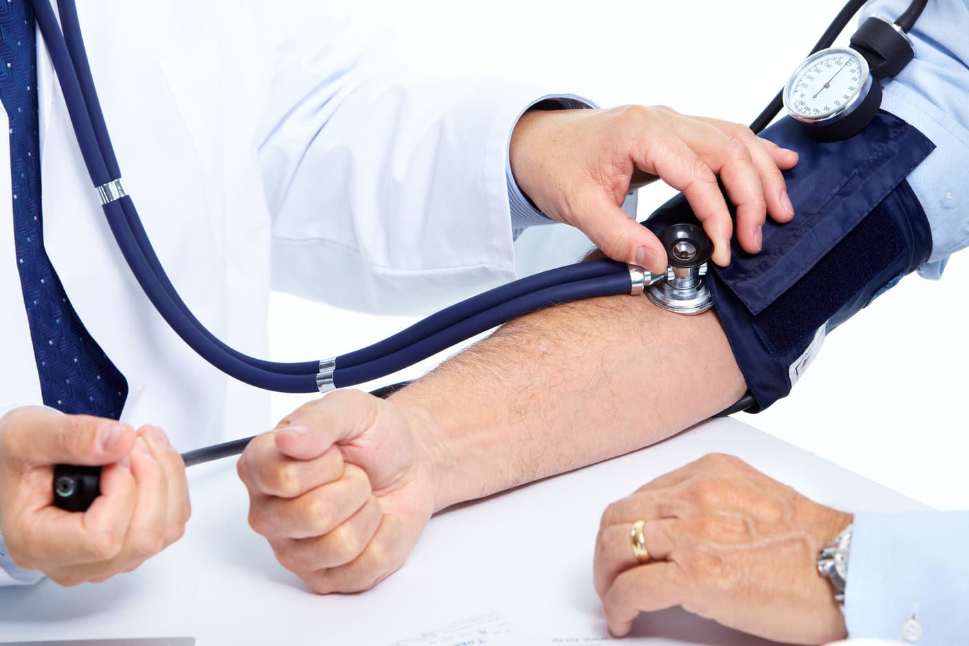 Измерение давления на руке