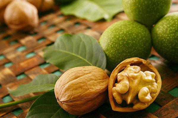 Влияние грецких и других орехов на артериальное давление