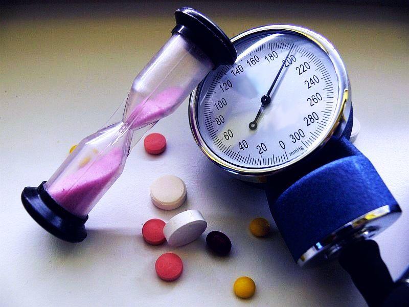 Измерям давление