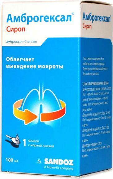 Лучшее лекарство от кашля взрослым