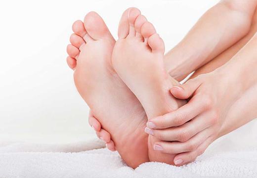 Чистые ножки